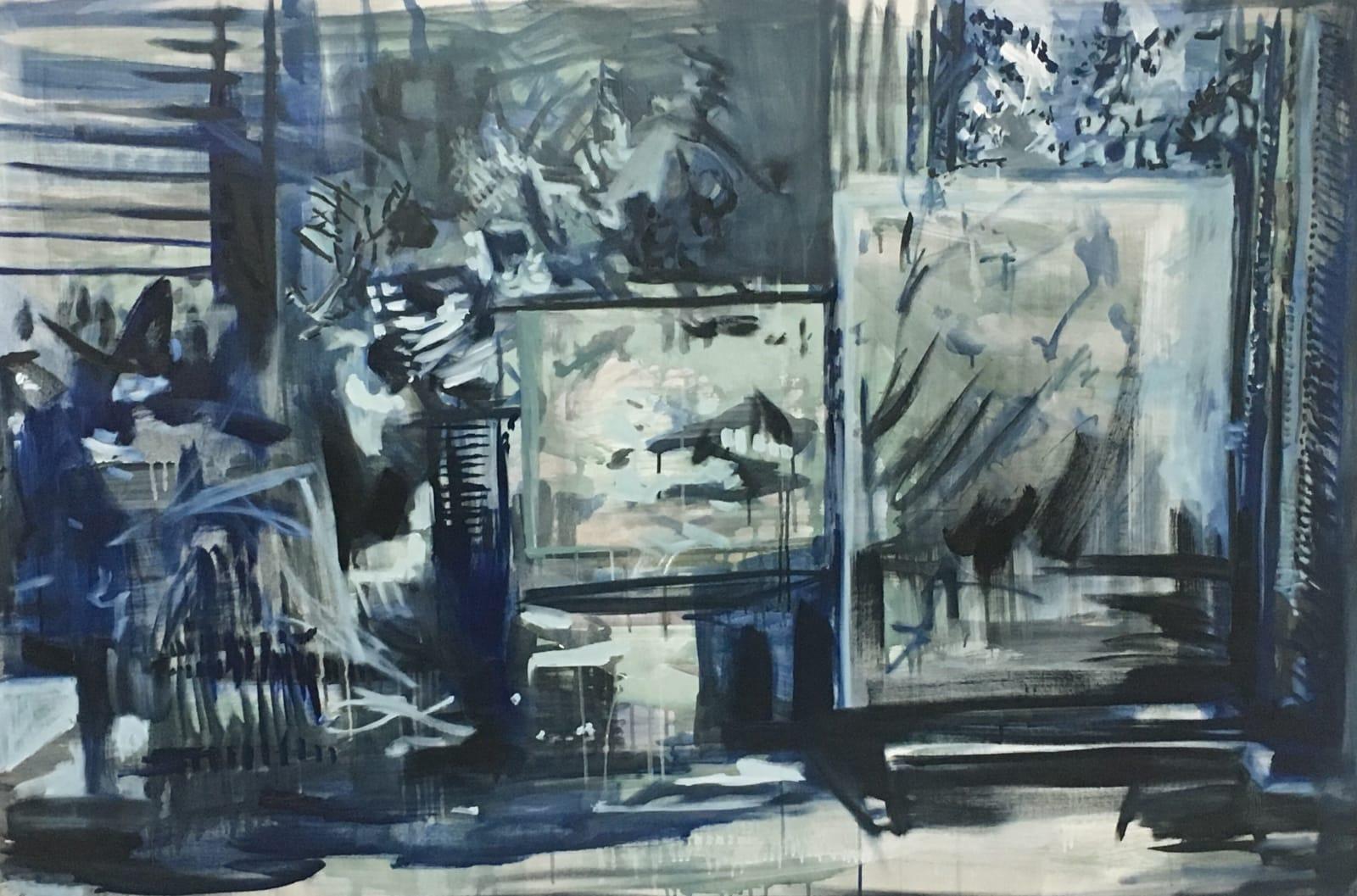 Elizabeth Schwaiger, Enough Time, 2019