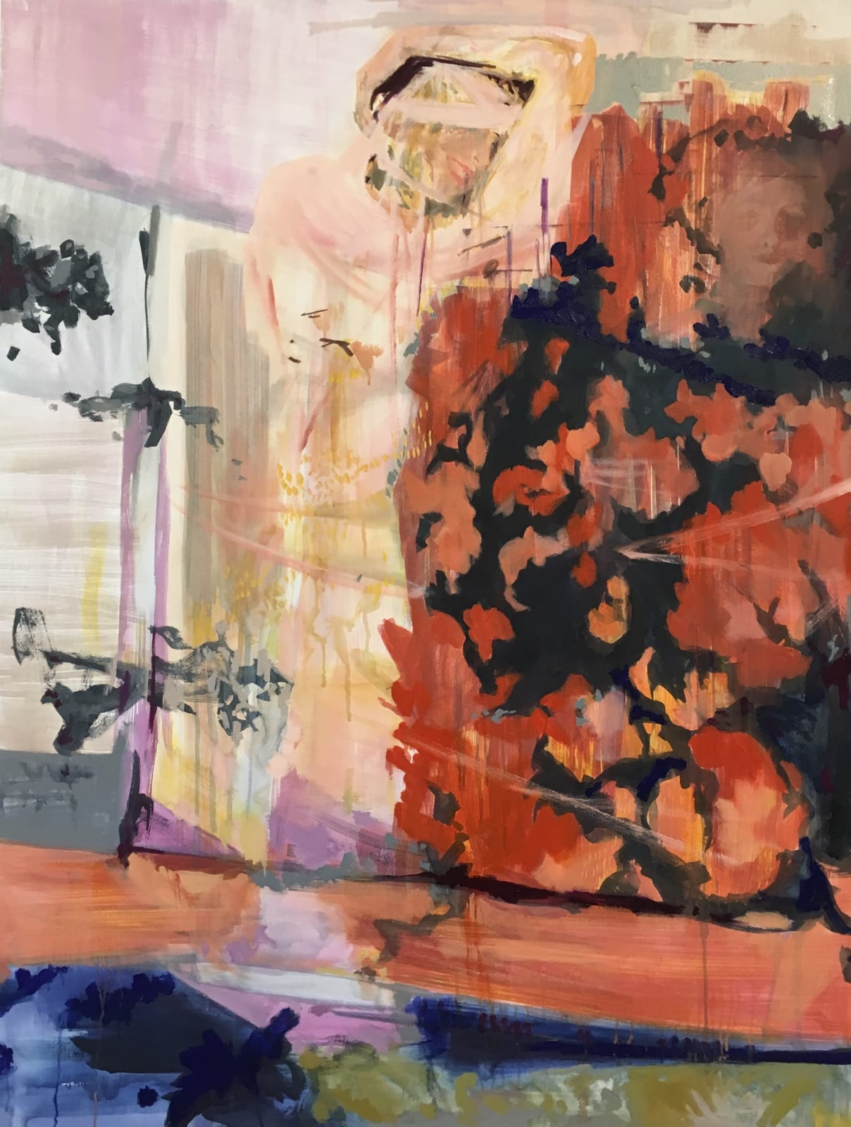 Elizabeth Schwaiger, Wrapping Up, 2017