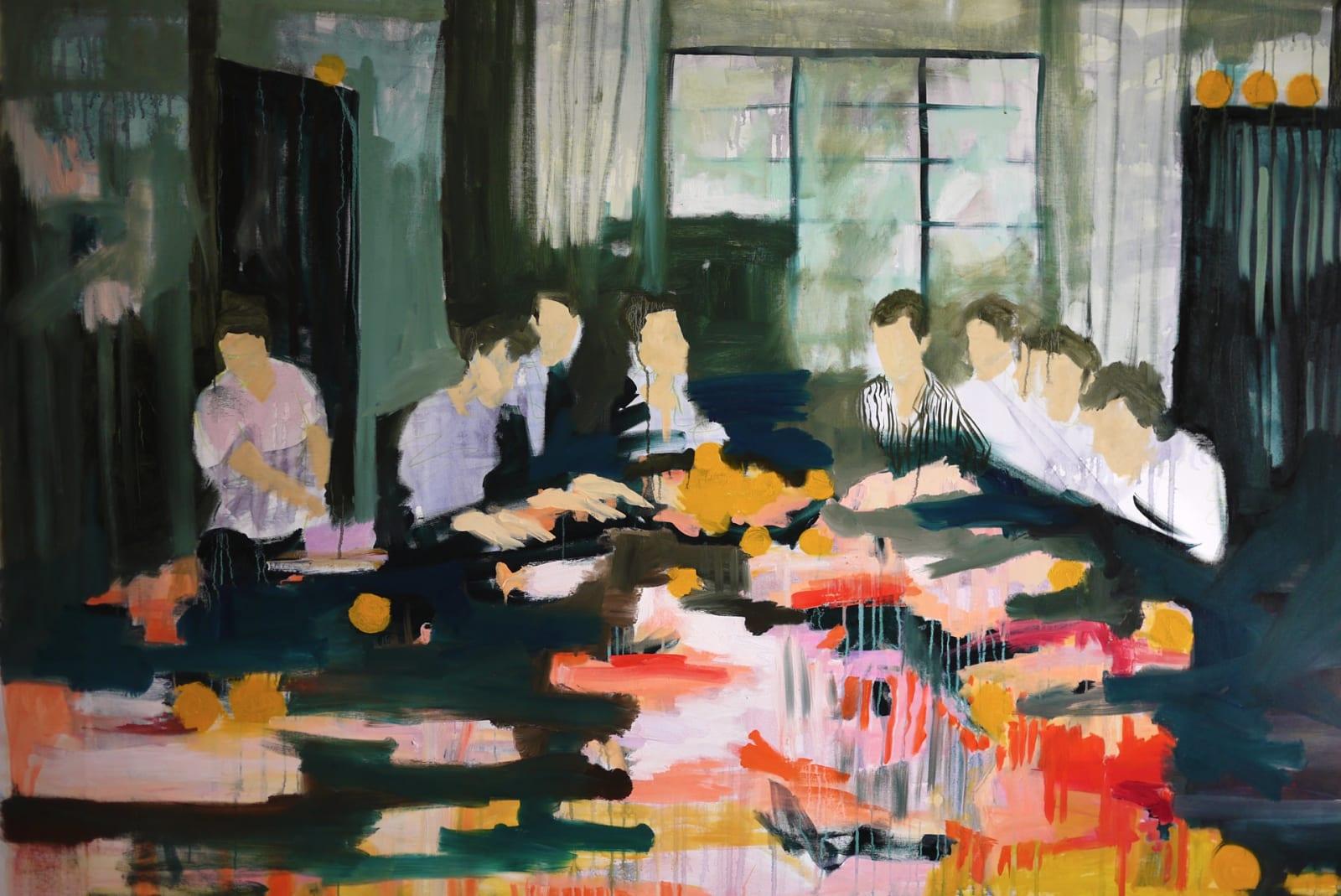 Elizabeth Schwaiger, Séance Us Vs Them, 2013