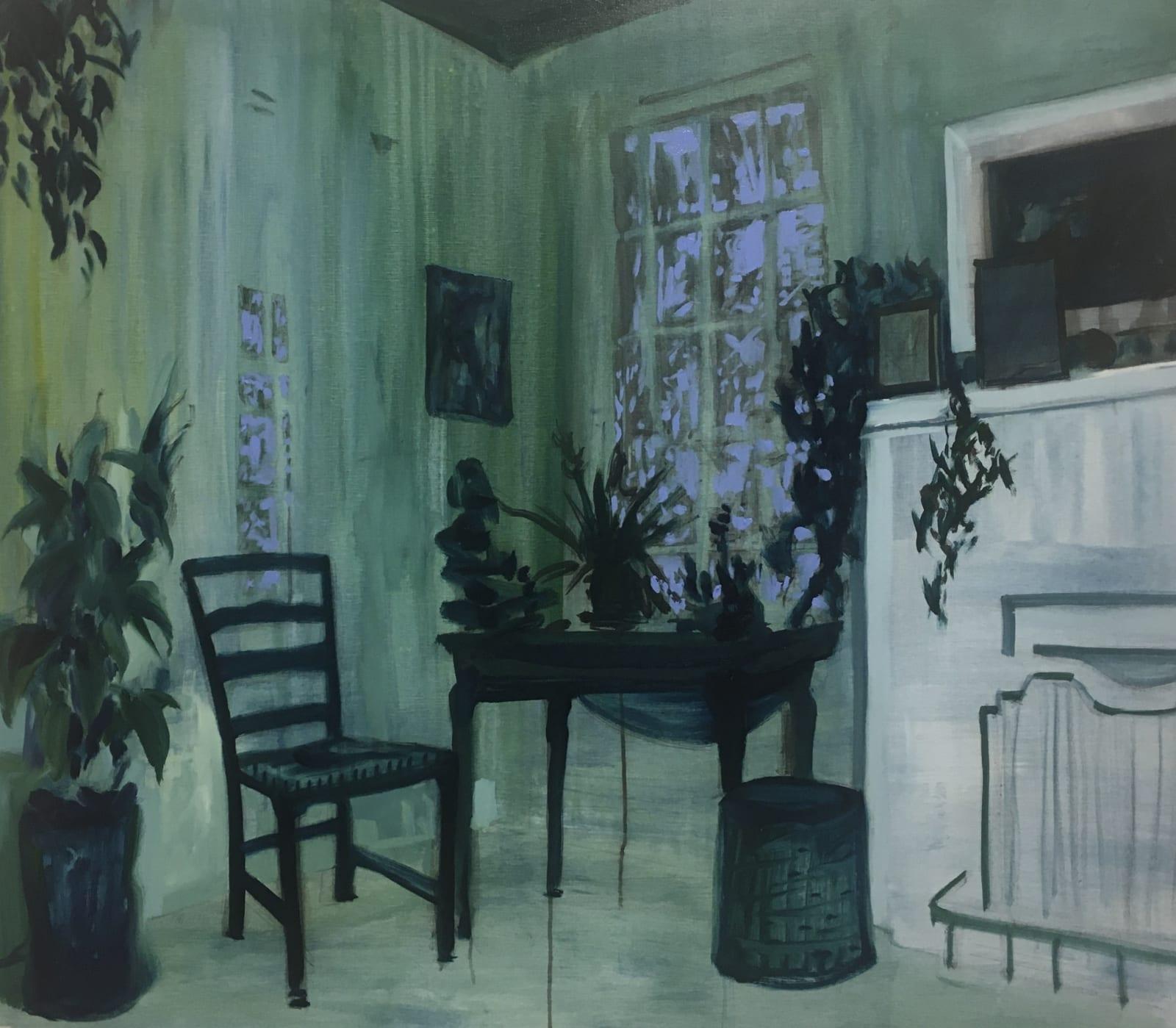 Elizabeth Schwaiger, Dark House Light, 2020