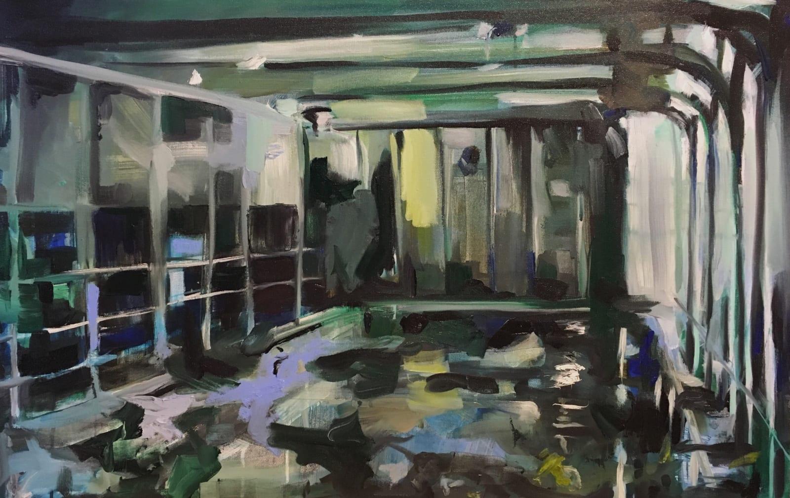 Elizabeth Schwaiger, Unsinkable, 2016