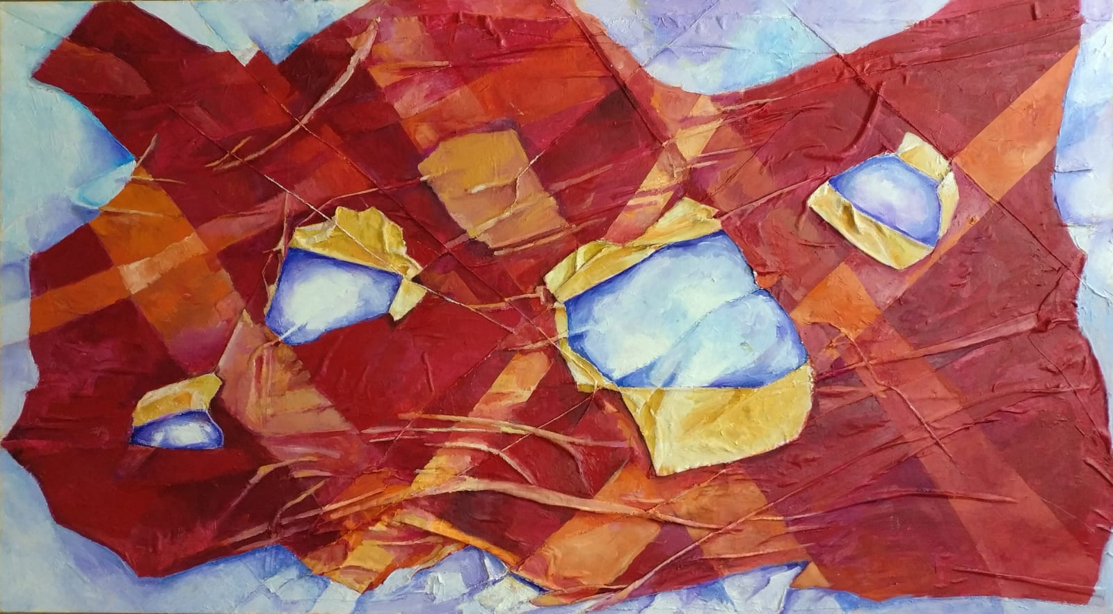 Mohanna Durra, Abstraction, 1980s