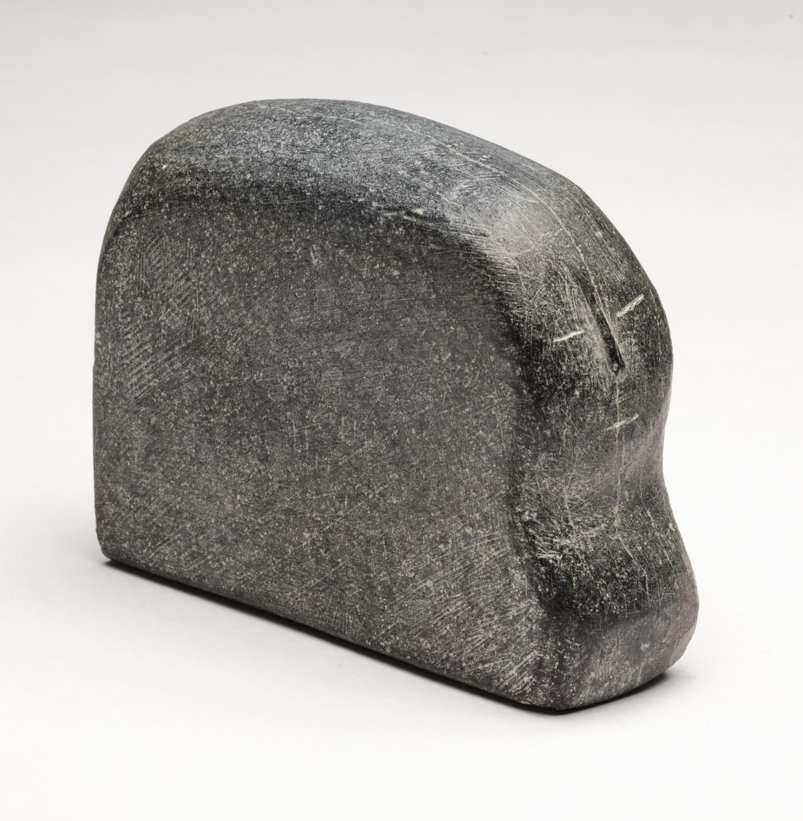JOHN PANGNARK (1920-1980) ARVIAT (ESKIMO POINT), Figure, c. 1970-73