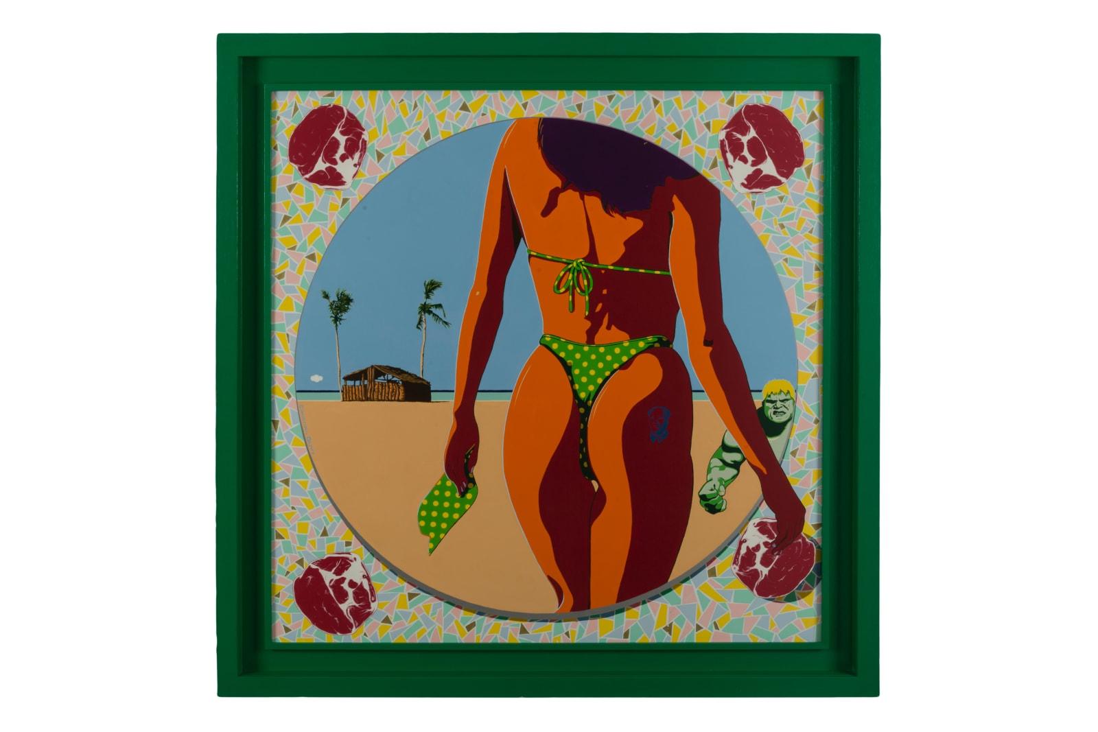 Christian Guy, Coppa Cabana (La belle en chair et la bete humane), 2005