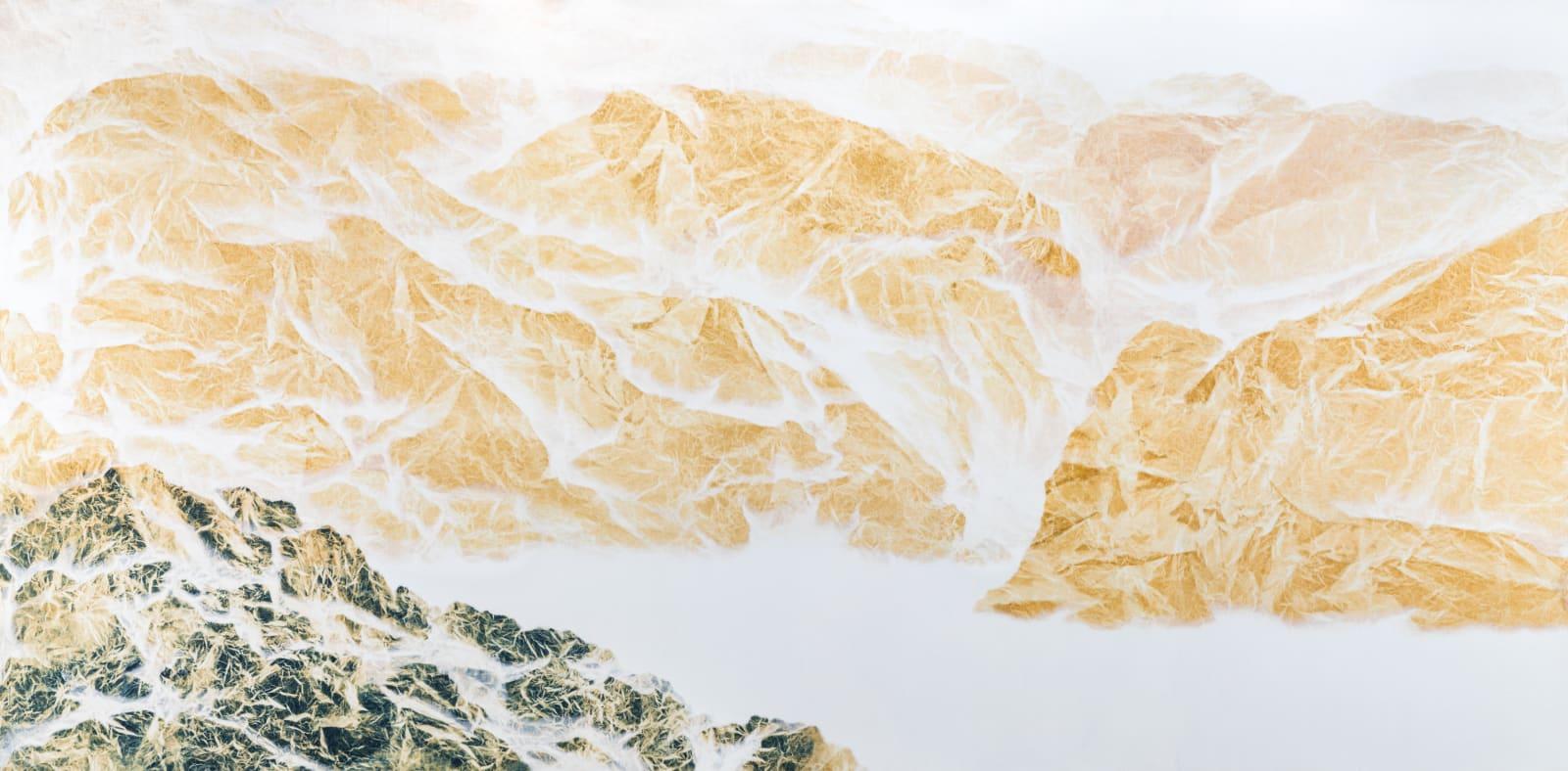 Wu Chi-Tsung 吳季璁, Cyano-Collage 045 氰山集之四十五, 2018