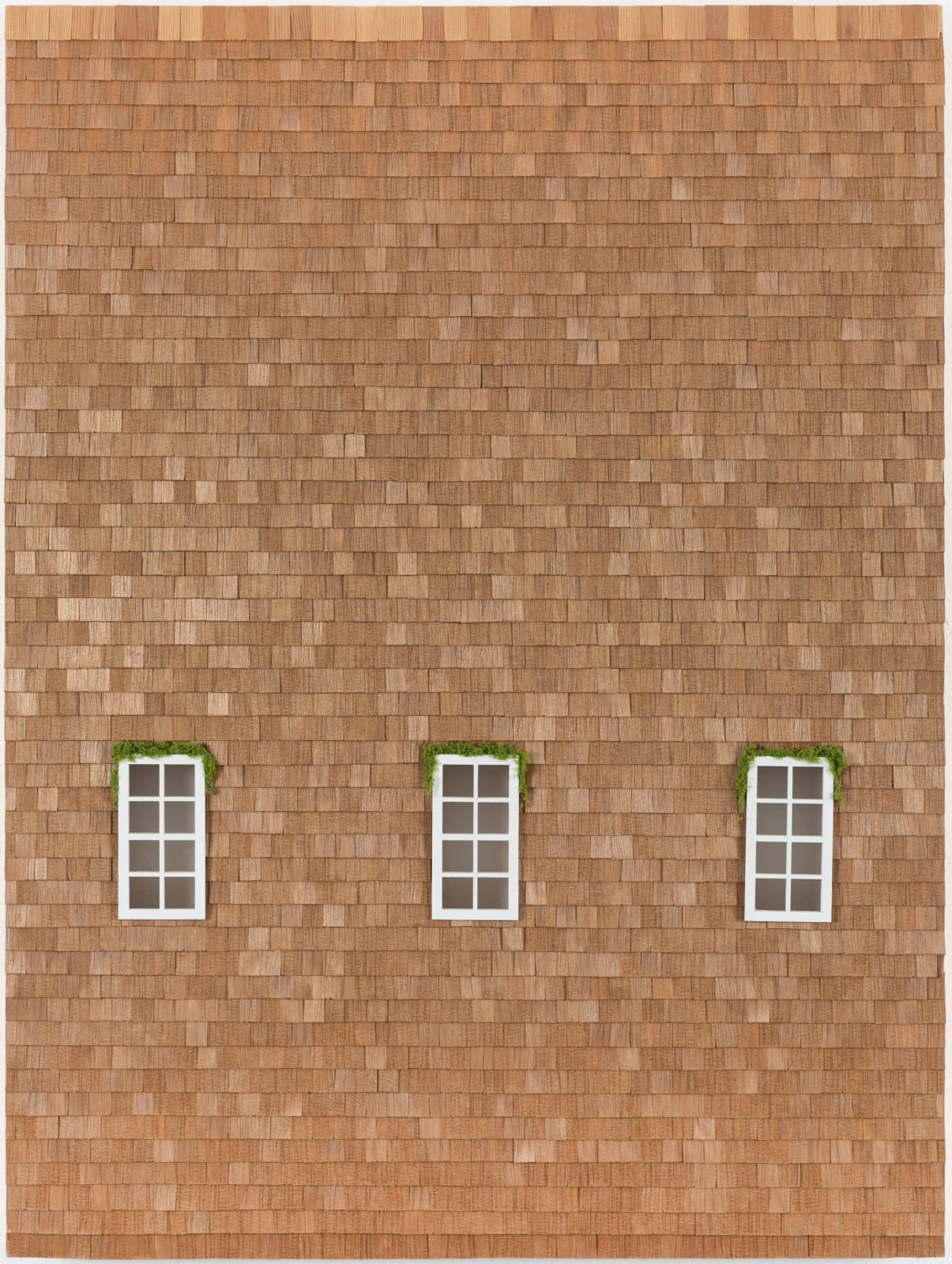 Adia Millett, Three Windows, 2015