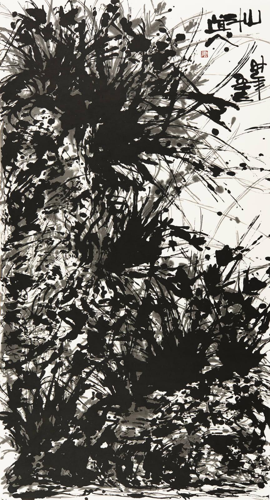 Wesley Tongson 唐家偉, Orchid 蘭 No. 1122, 2010