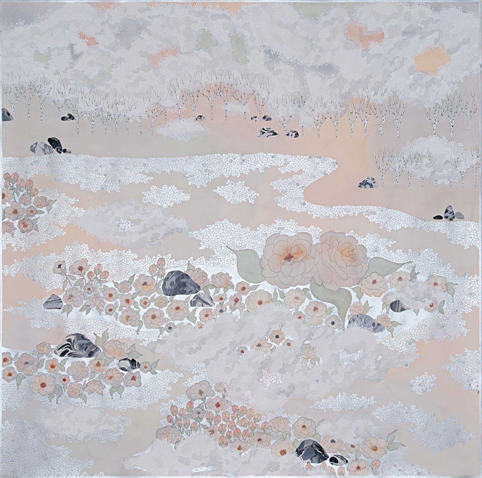 Crystal Liu, the fog, ''I see you'', 2019