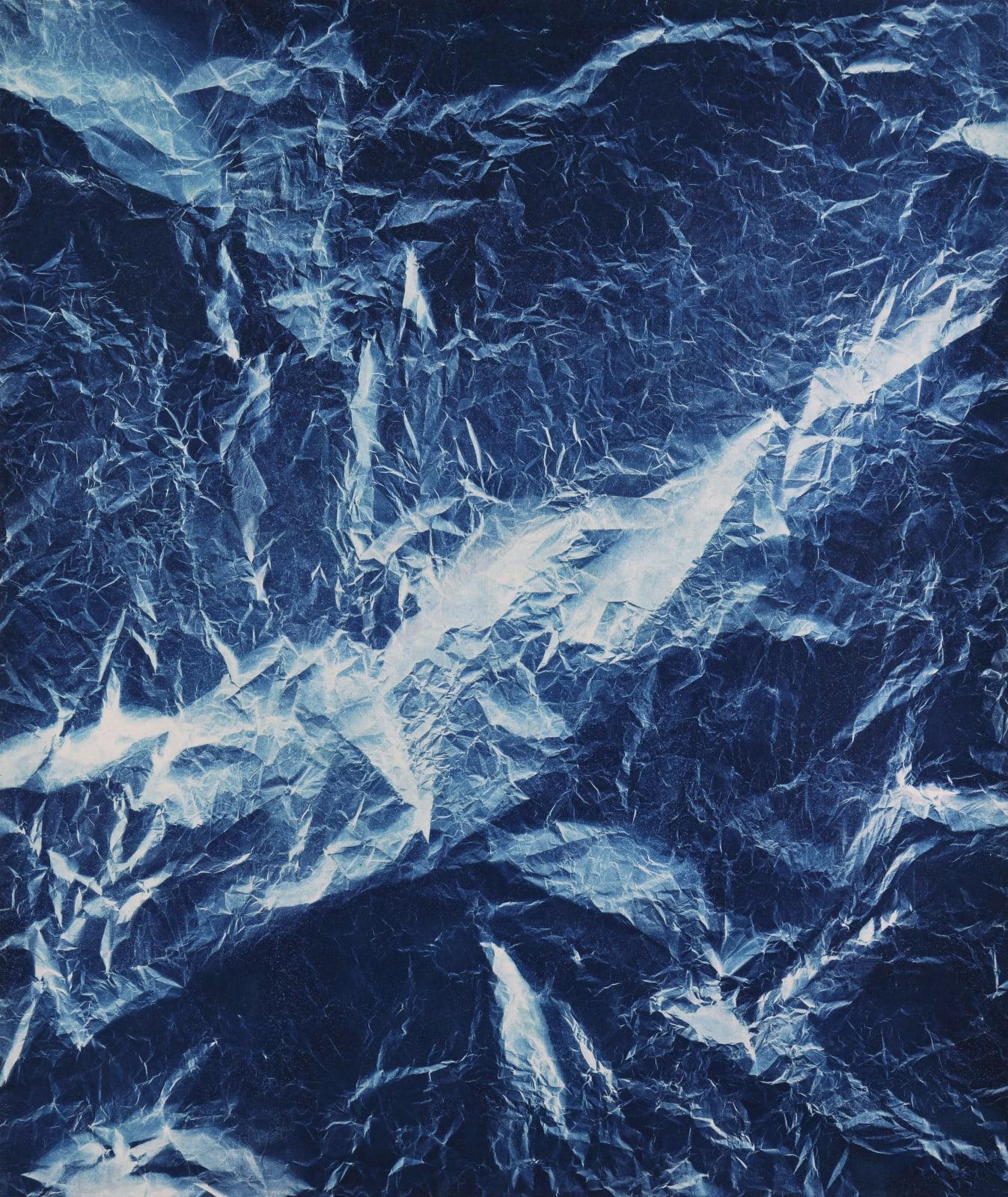 Wu Chi-Tsung 吳季璁, Wrinkled Texture 058 皴法習作之五十八, 2019