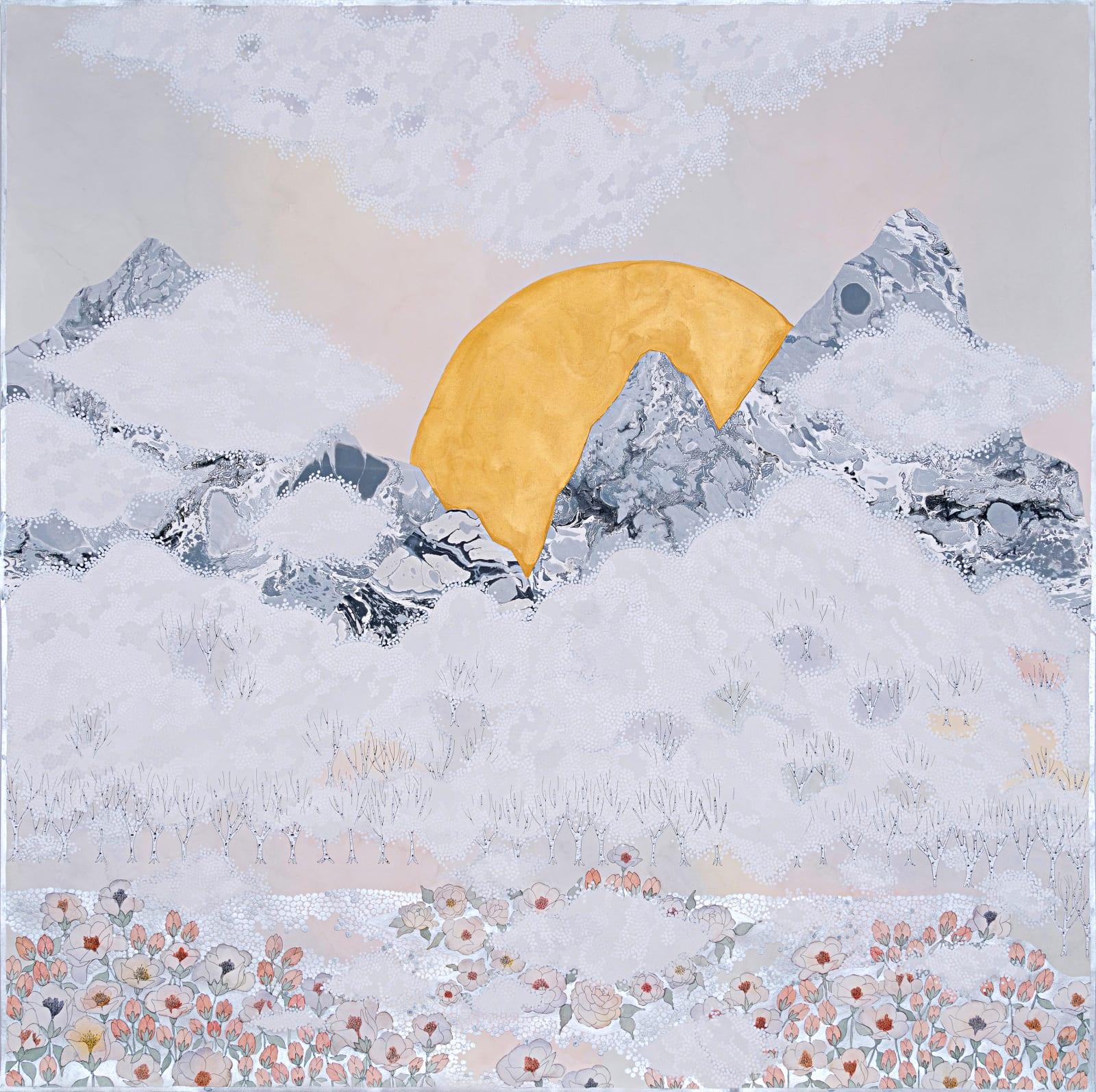 Crystal Liu, the fog, 'rise up', 2019