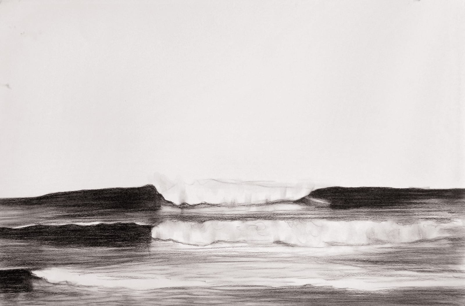 Wang Gongyi 王公懿, The Sea Diary 大海日記, 2010