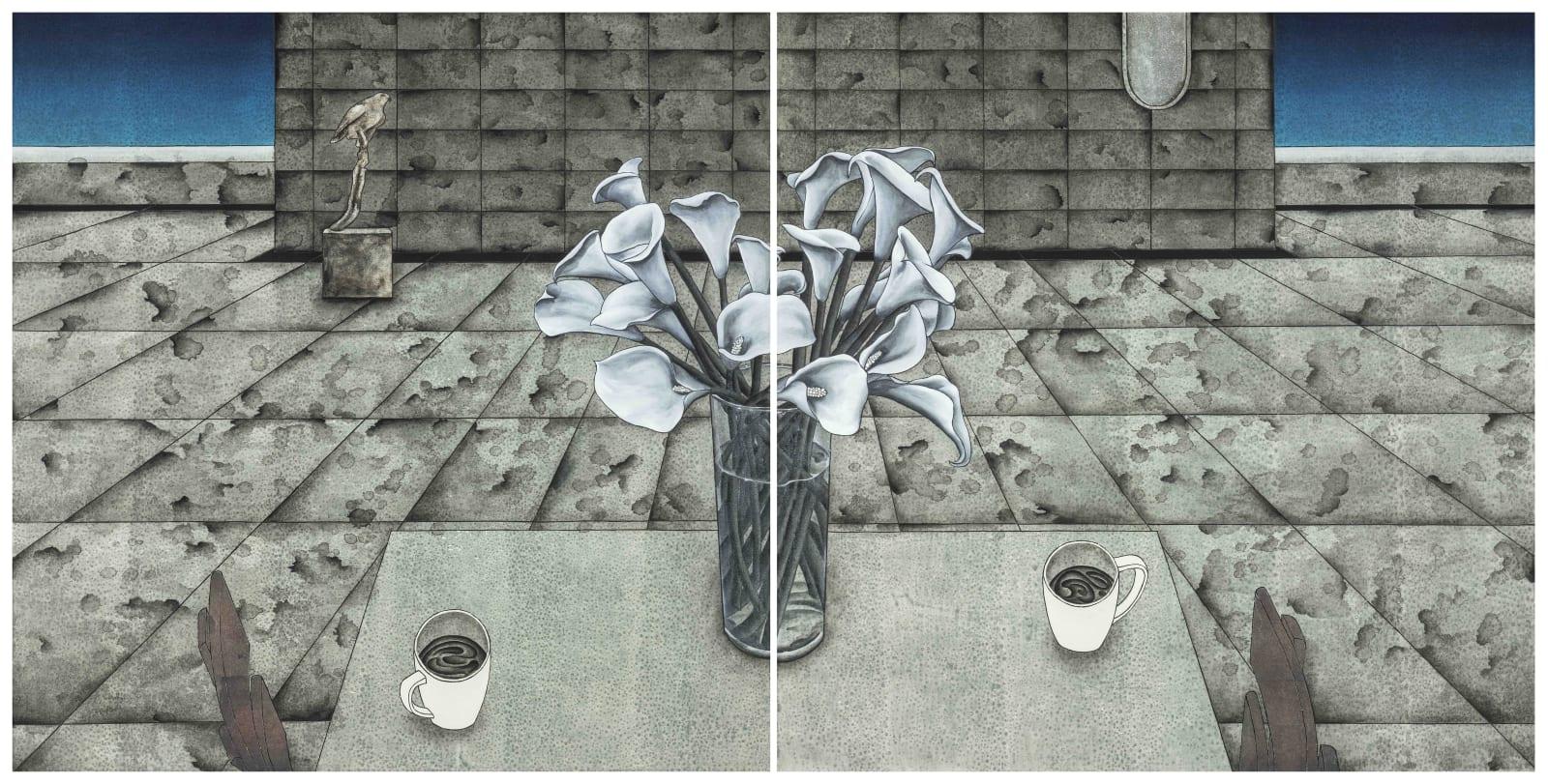 Yeh Jen-Kun 葉仁焜, Those Unsaid Words 那些沒說的話, 2015
