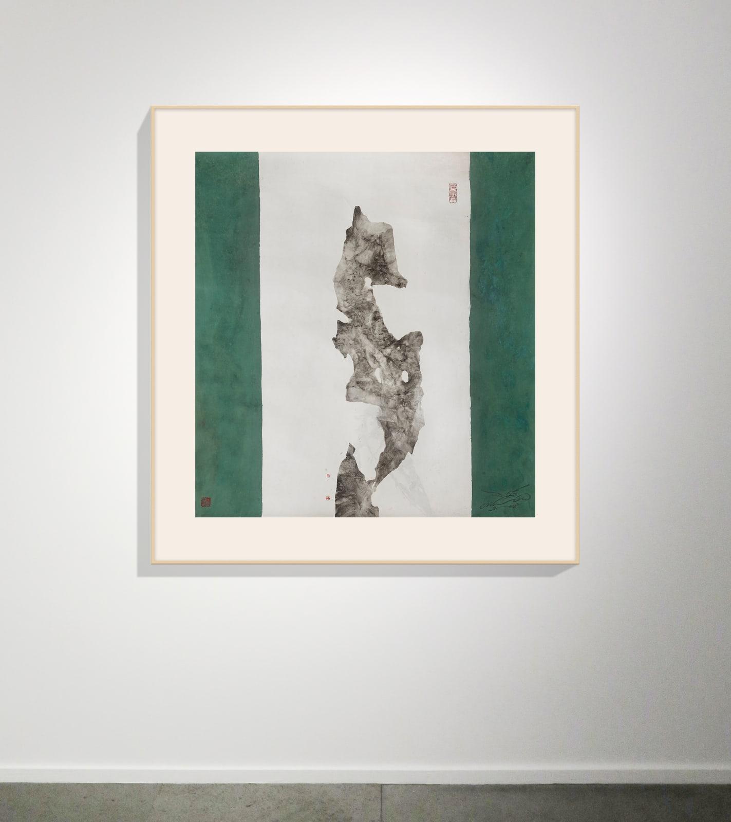 C. N. Liew 劉慶倫, Dream Stone I 夢石之一, 2018