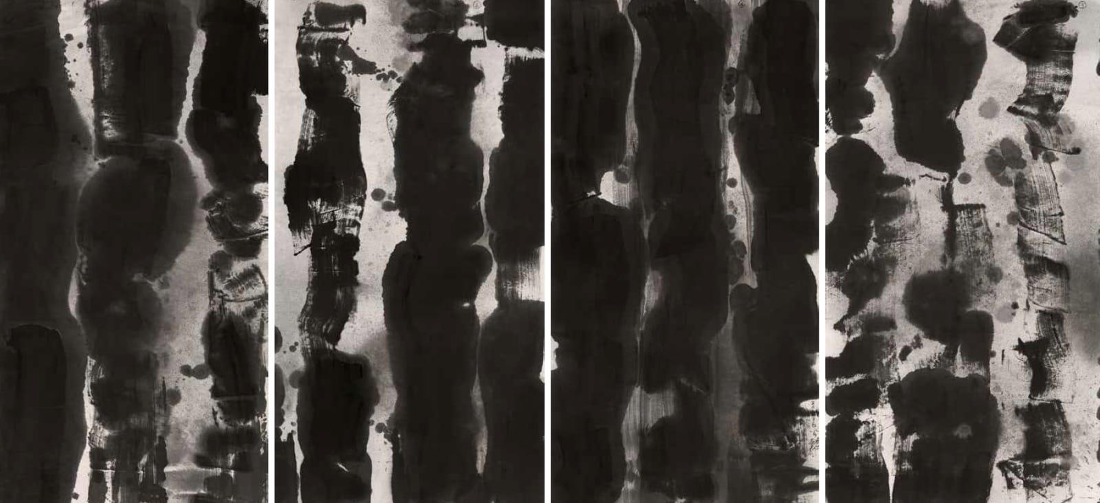 Wang Gongyi 王公懿, Rhythms 韵律, 2016