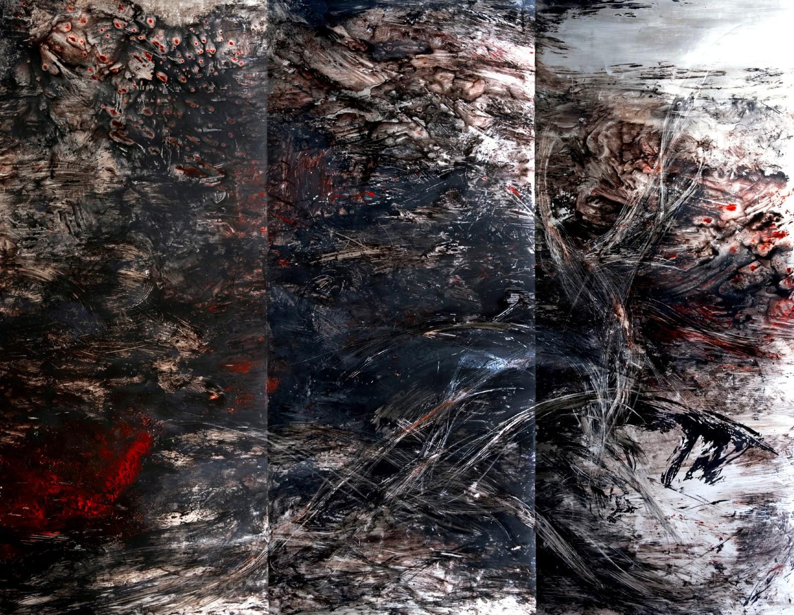 C. N. Liew 劉慶倫, Border XIV -- Aesthetic 臨界之十四 -- 意向萬千, 2020