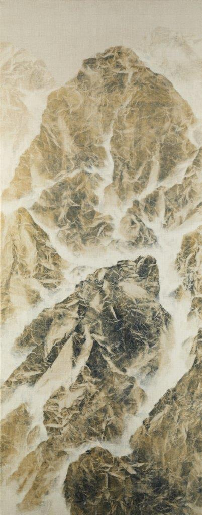 Wu Chi-Tsung 吳季璁, Cyano-Collage 056 氰山集之五十六, 2019
