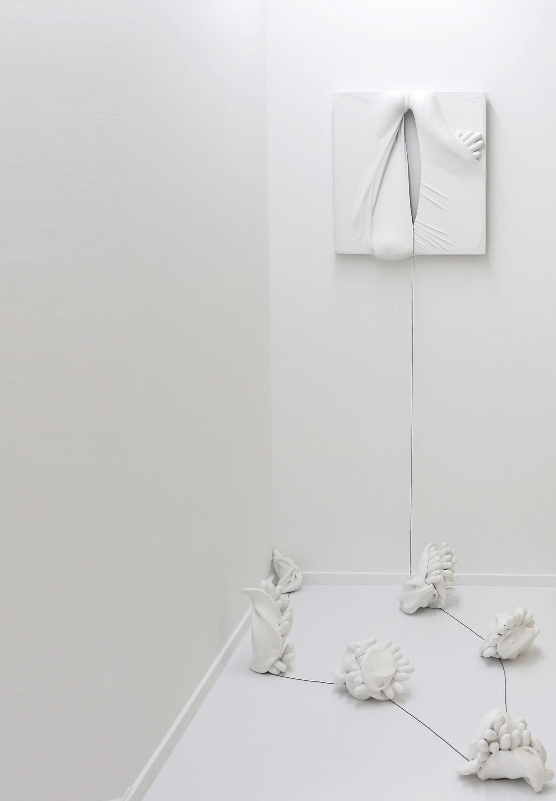 Stella Zhang 張爽, Untitled 無題 14, 2018