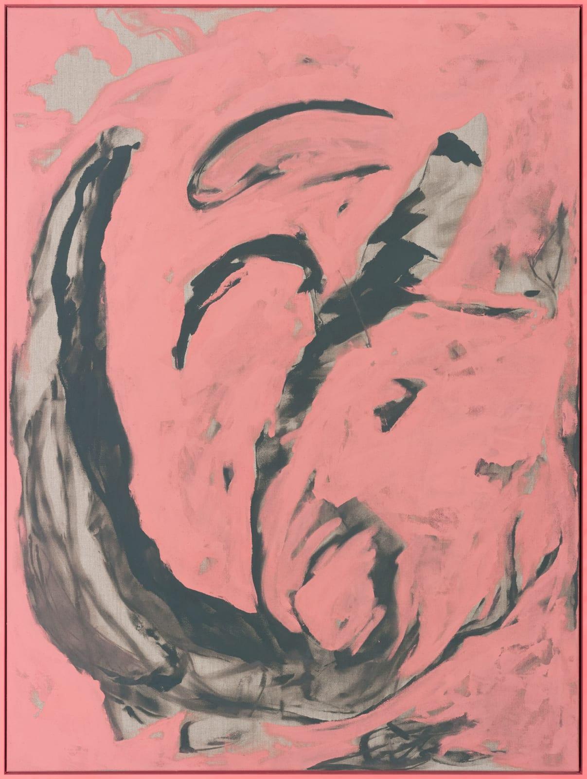 Michael Müller, Traurige Tropen in rosa, 2019