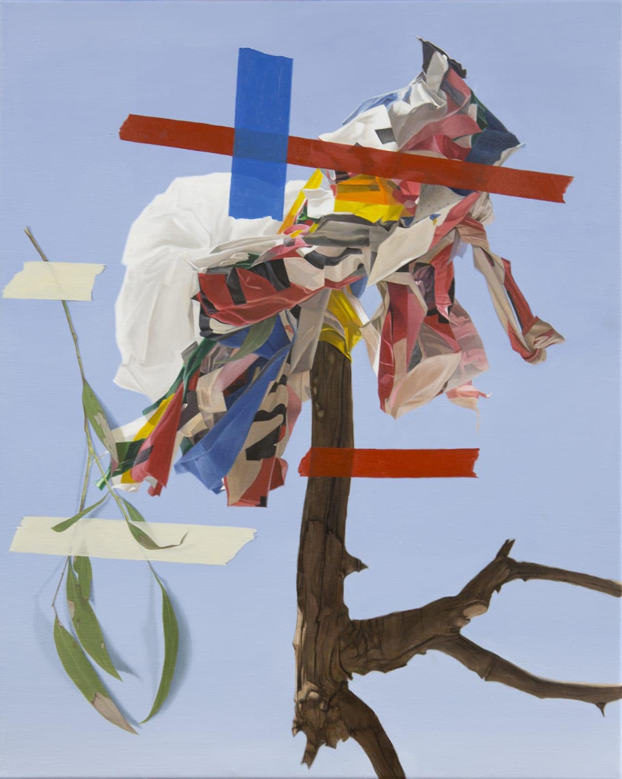 Juan Ford, El Lissitzky Would Approve, 2016