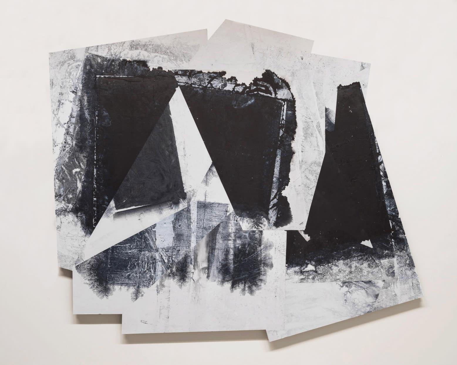 Zheng Chongbin 鄭重賓, Untitled No. 9 無題 (九), 2019