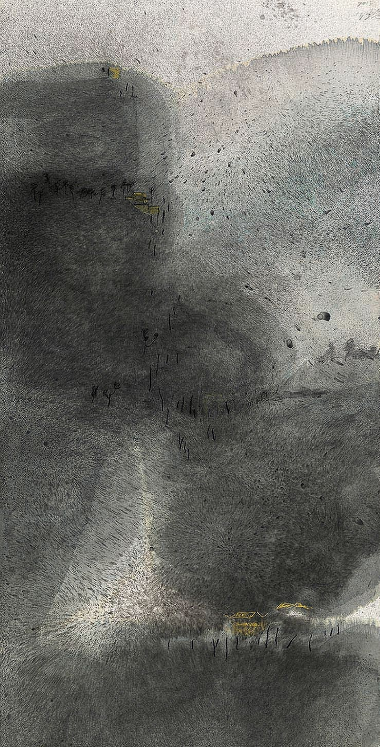 Wang Gongyi 王公懿, 武陵空濛, 2015