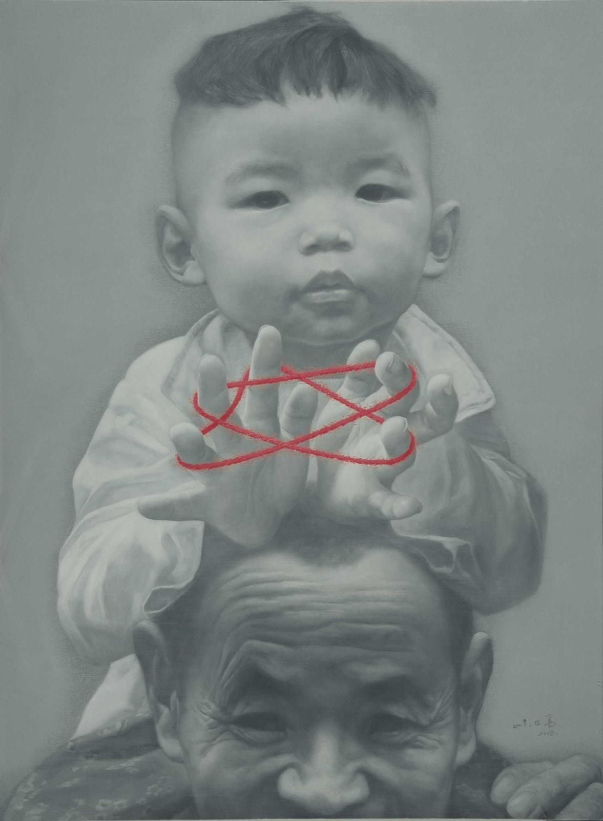 Zhu Yiyong 朱毅勇, Family Memories 家庭.記憶 No.2, 2008