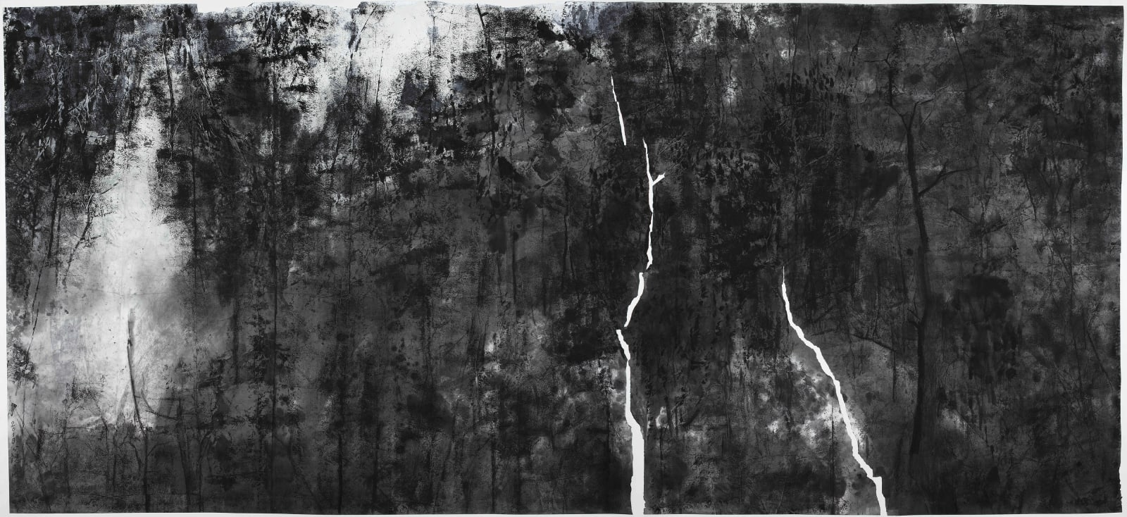 Wang Gongyi 王公懿, Fairbanks Under the Solstice 阿拉斯加 - 冬至, 2019