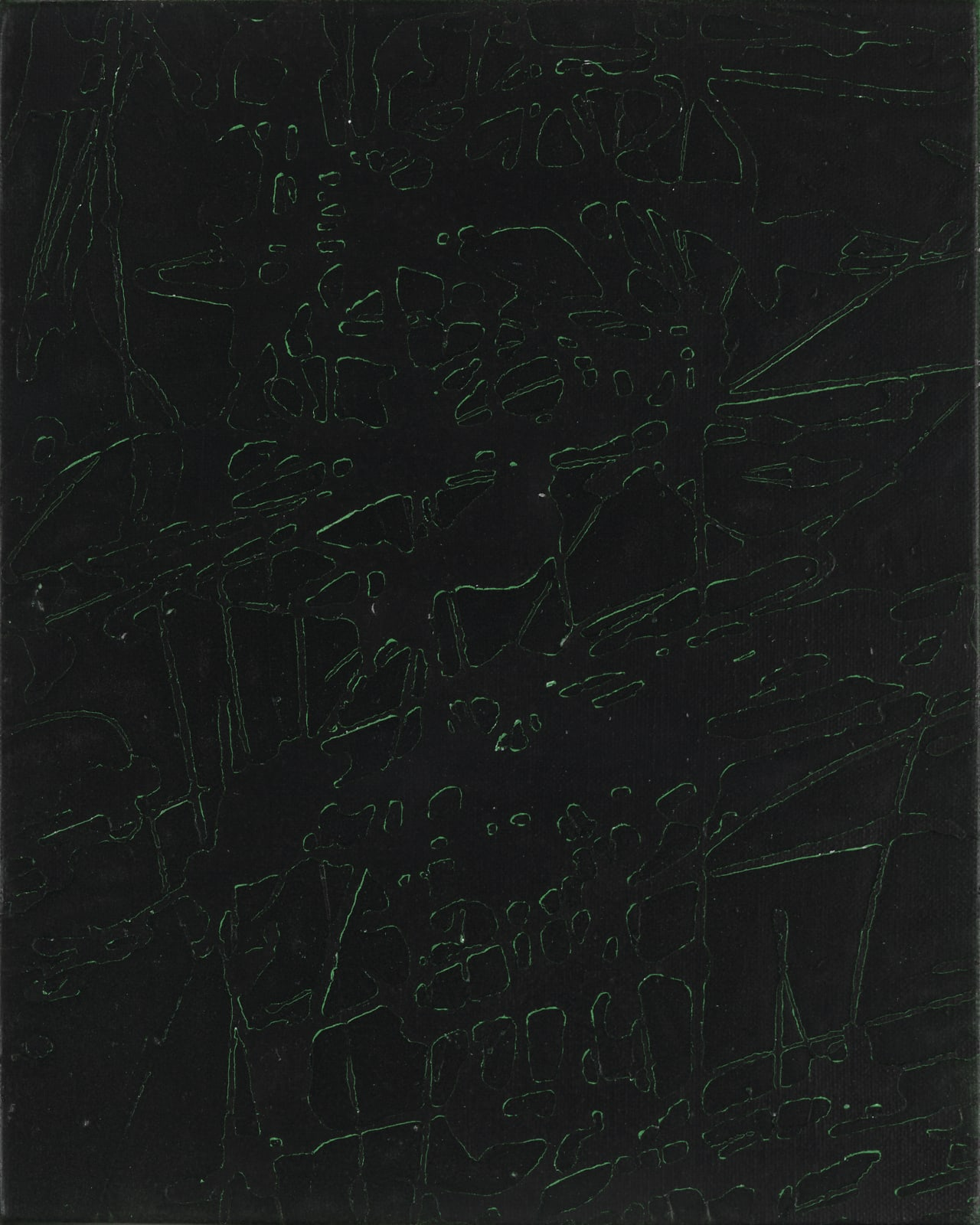 Xiao Bo 蕭搏, Sketches 2017 – Black 2 草圖 2017 – 黑色 2, 2017