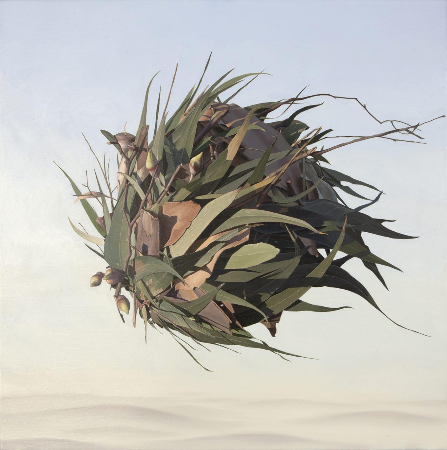 Juan Ford, Leaf Ball, 2018
