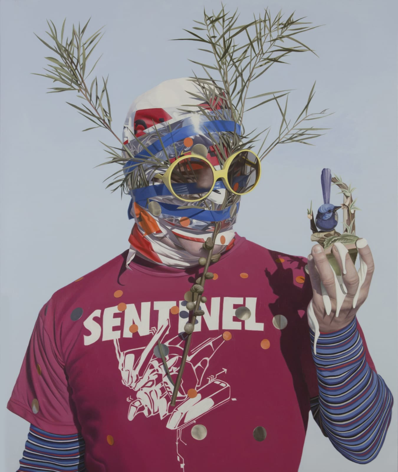 Juan Ford, Sentinel, 2018