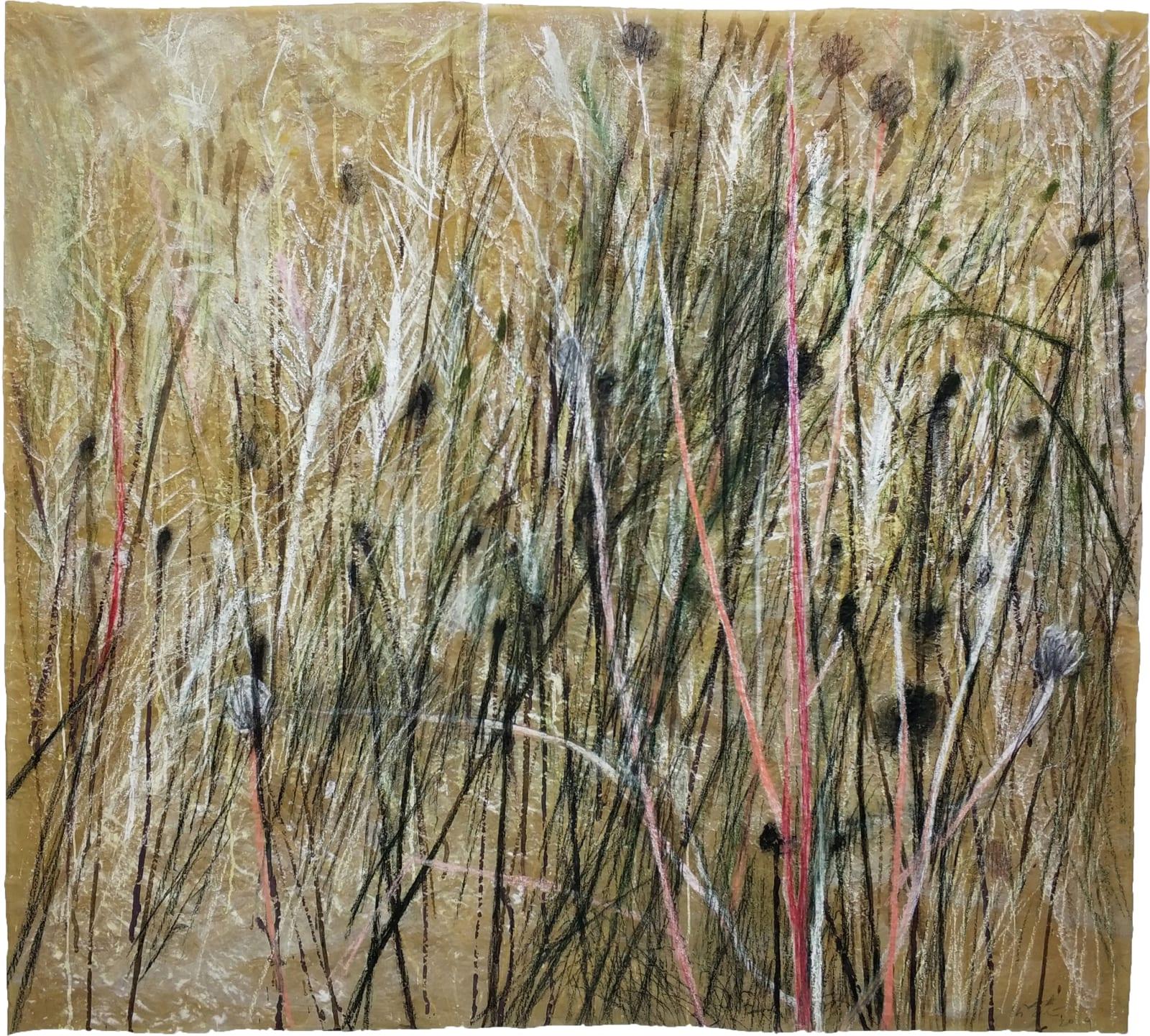 Wang Gongyi 王公懿, Leaves of Grass No.7 草葉集之七, 2019