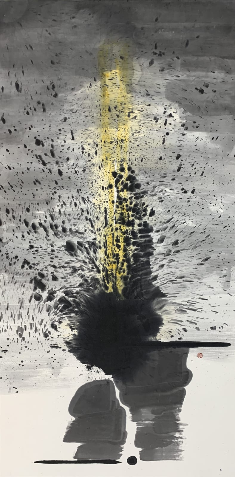 Chou Lu Yun, Irene 周綠雲, Impact A 印象之一, 1970-1980