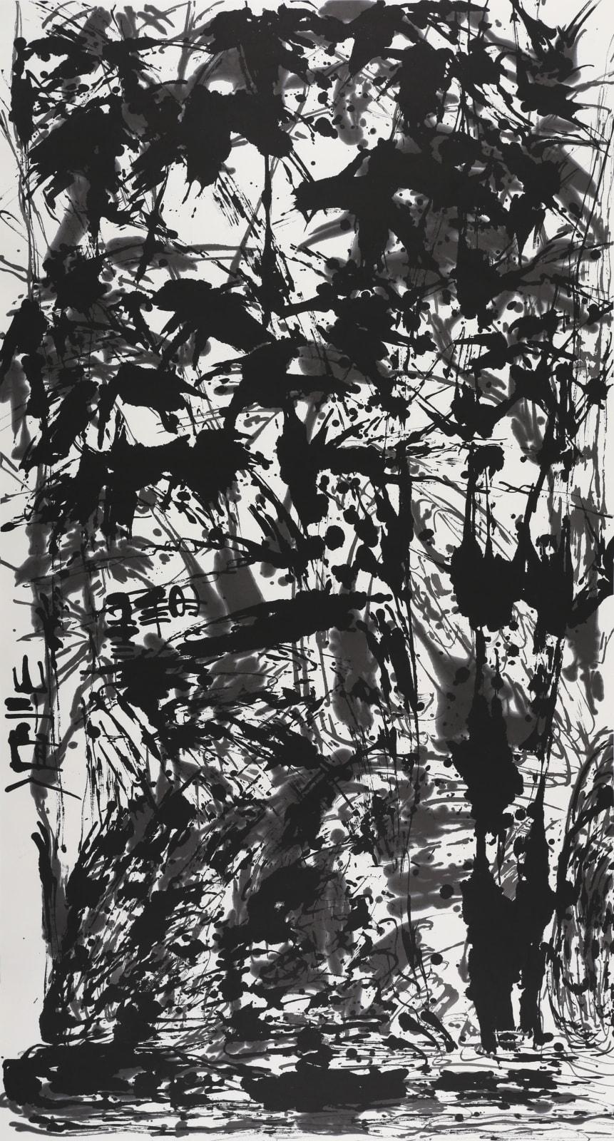 Wesley Tongson 唐家偉, Bamboo 竹 No. 1041 , 2011