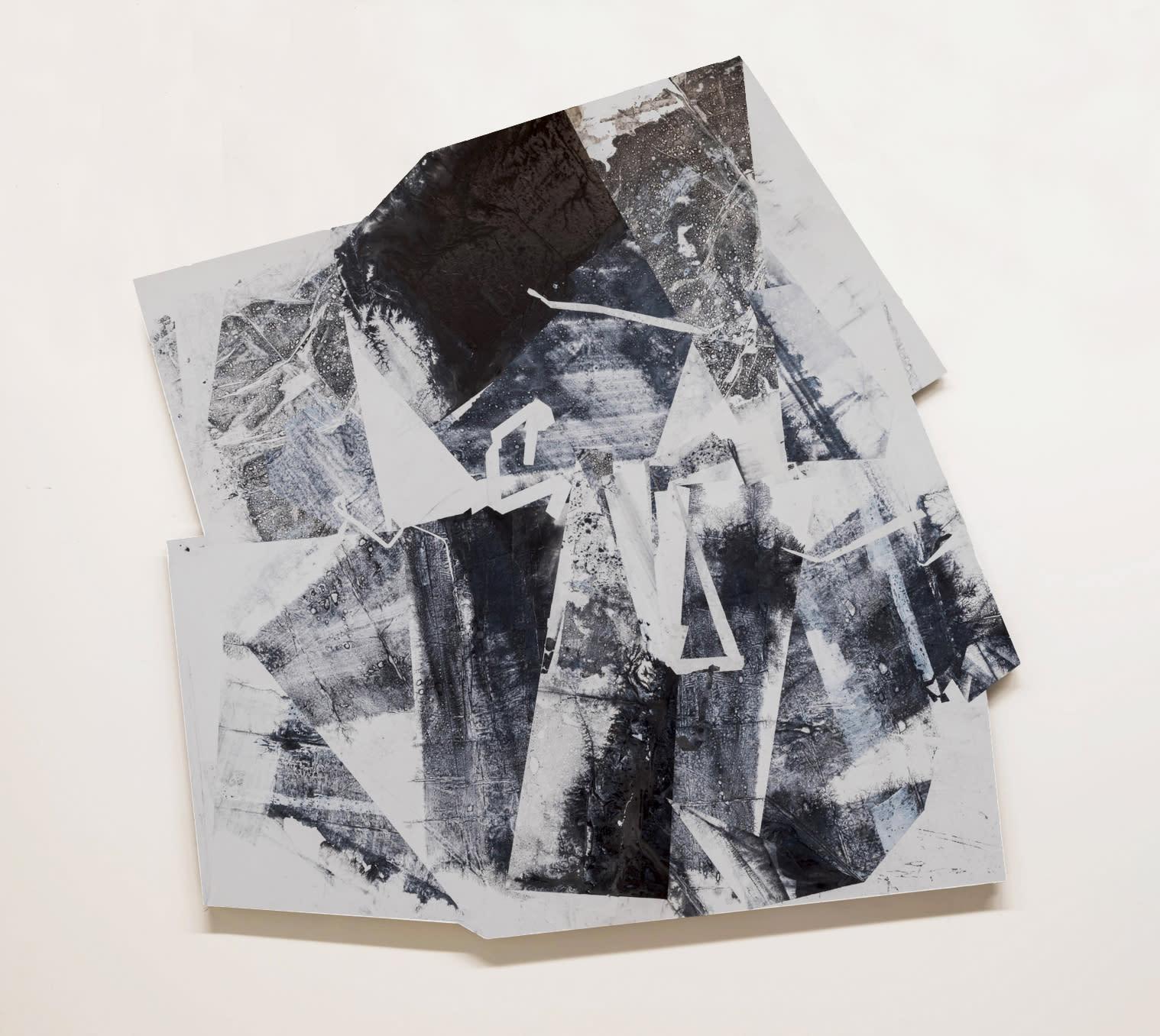 Zheng Chongbin 鄭重賓, Untitled No. 8 無題 (八), 2019