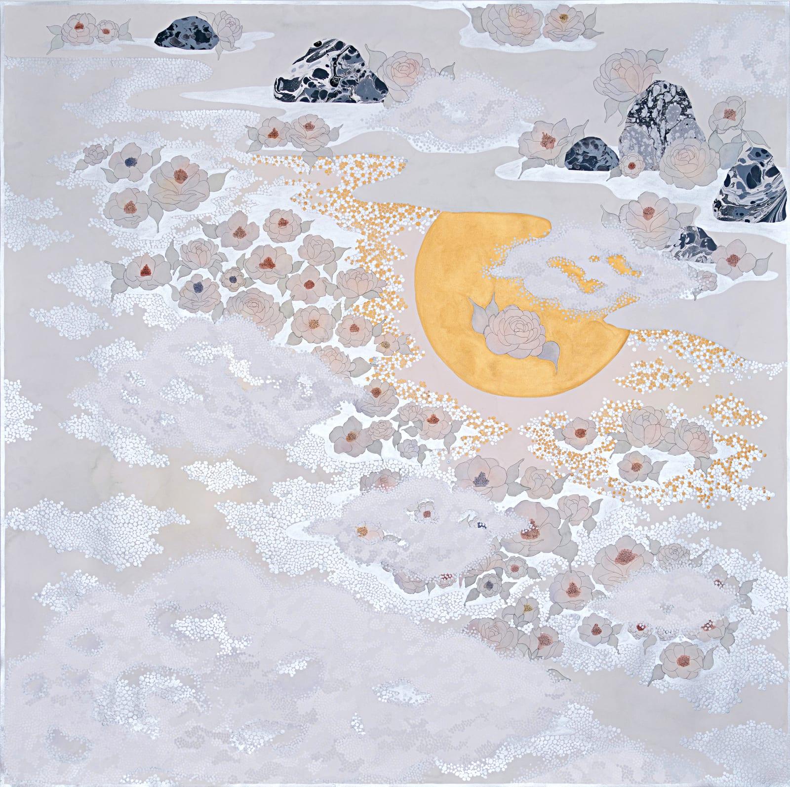 Crystal Liu, the fog, 'nestled', 2019