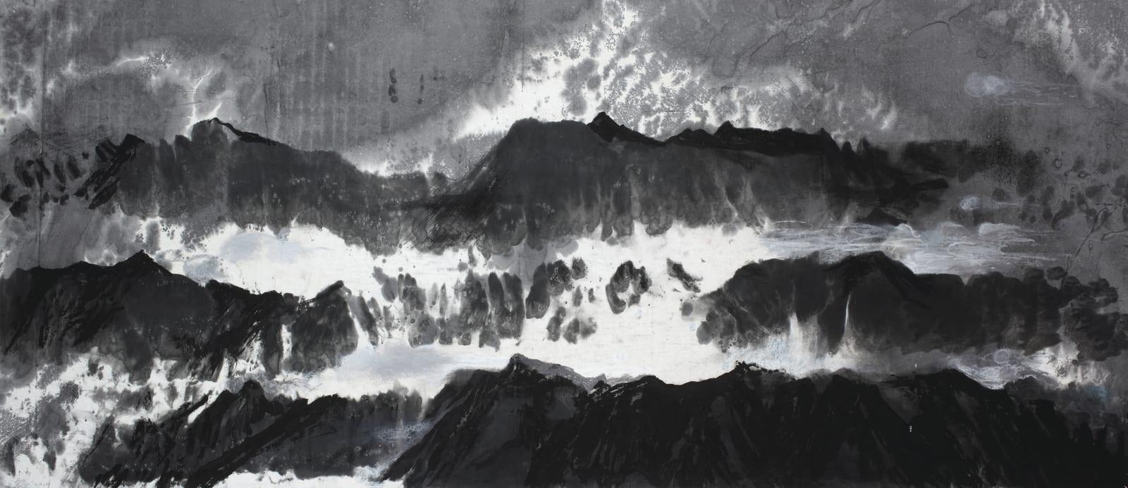 Wang Gongyi 王公懿, Mountains 群山, 2019