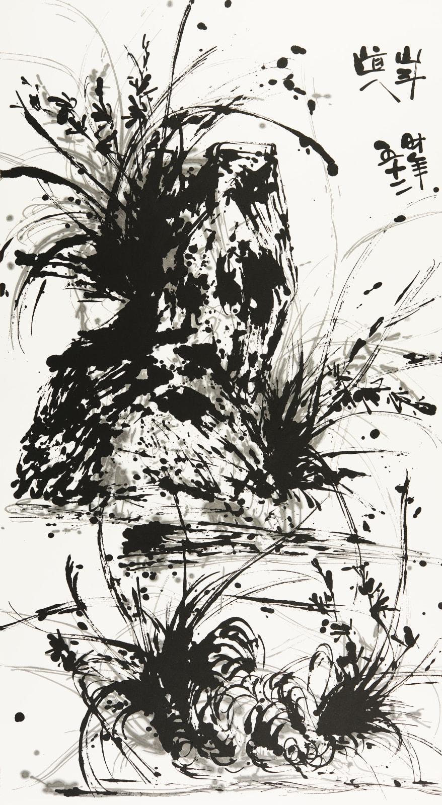 Wesley Tongson 唐家偉, Orchid 蘭 No. 1078, 2010