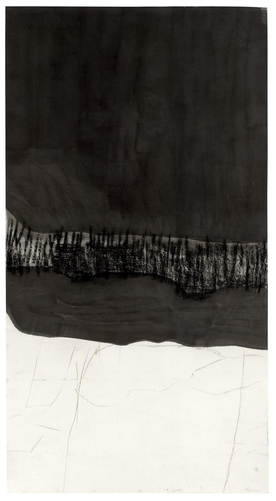 Wang Gongyi 王公懿, Ocean • Tree 海 • 樹, 2009