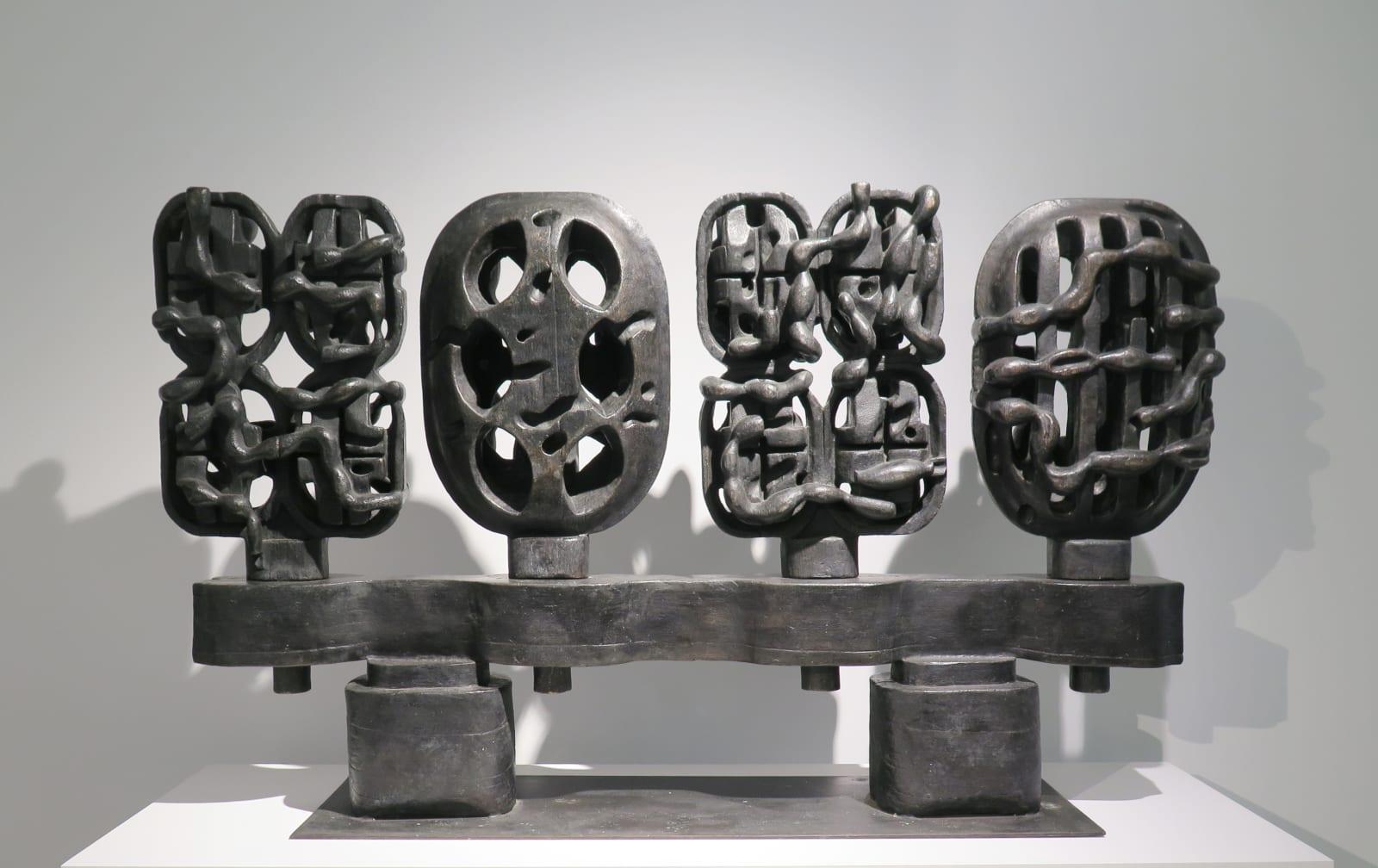 Cheung Yee 張義, Four Spirits 四護院, 1993