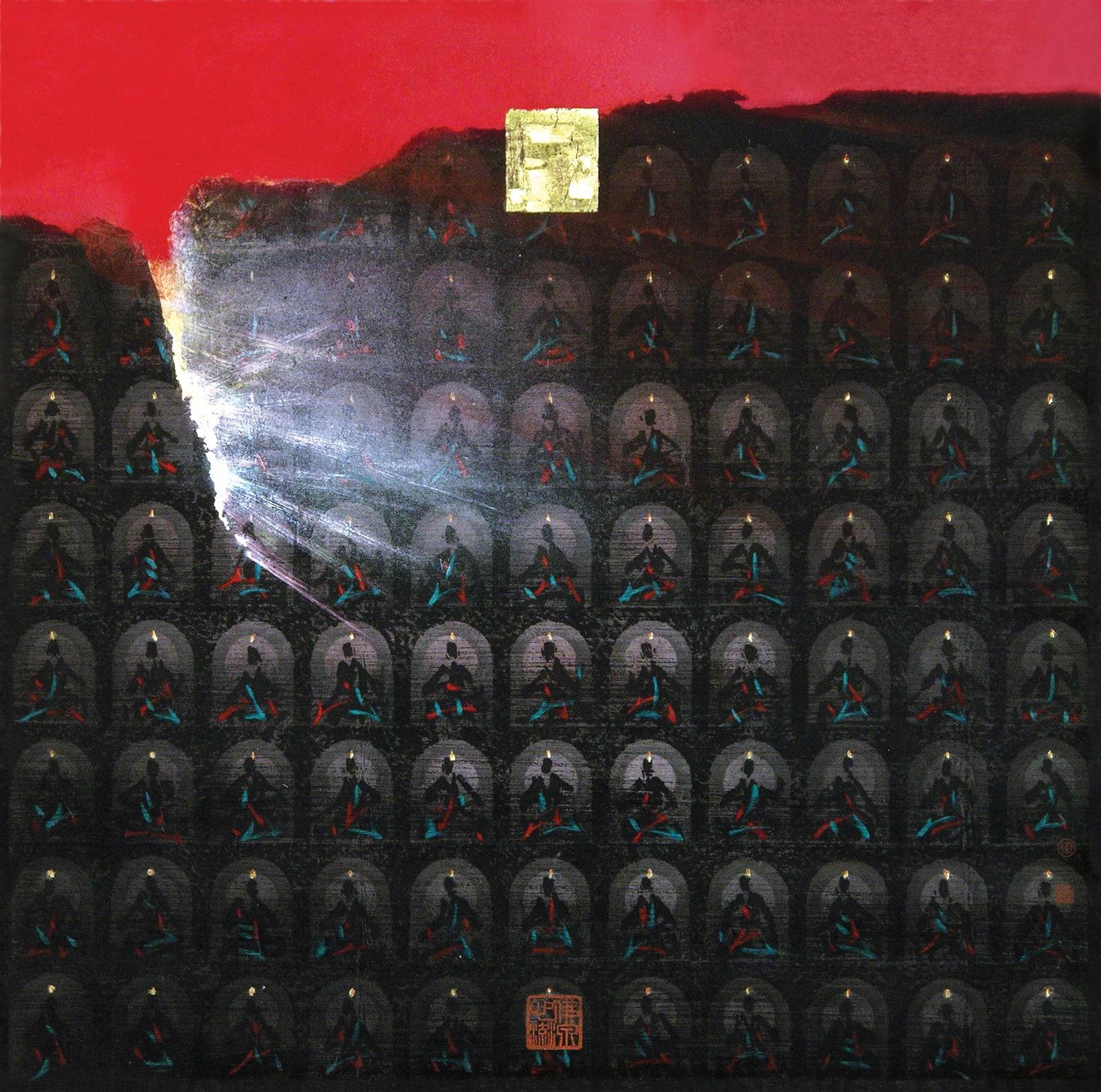 Kwok Hon Sum 郭漢深, Enlightenment 覺悟, 1998
