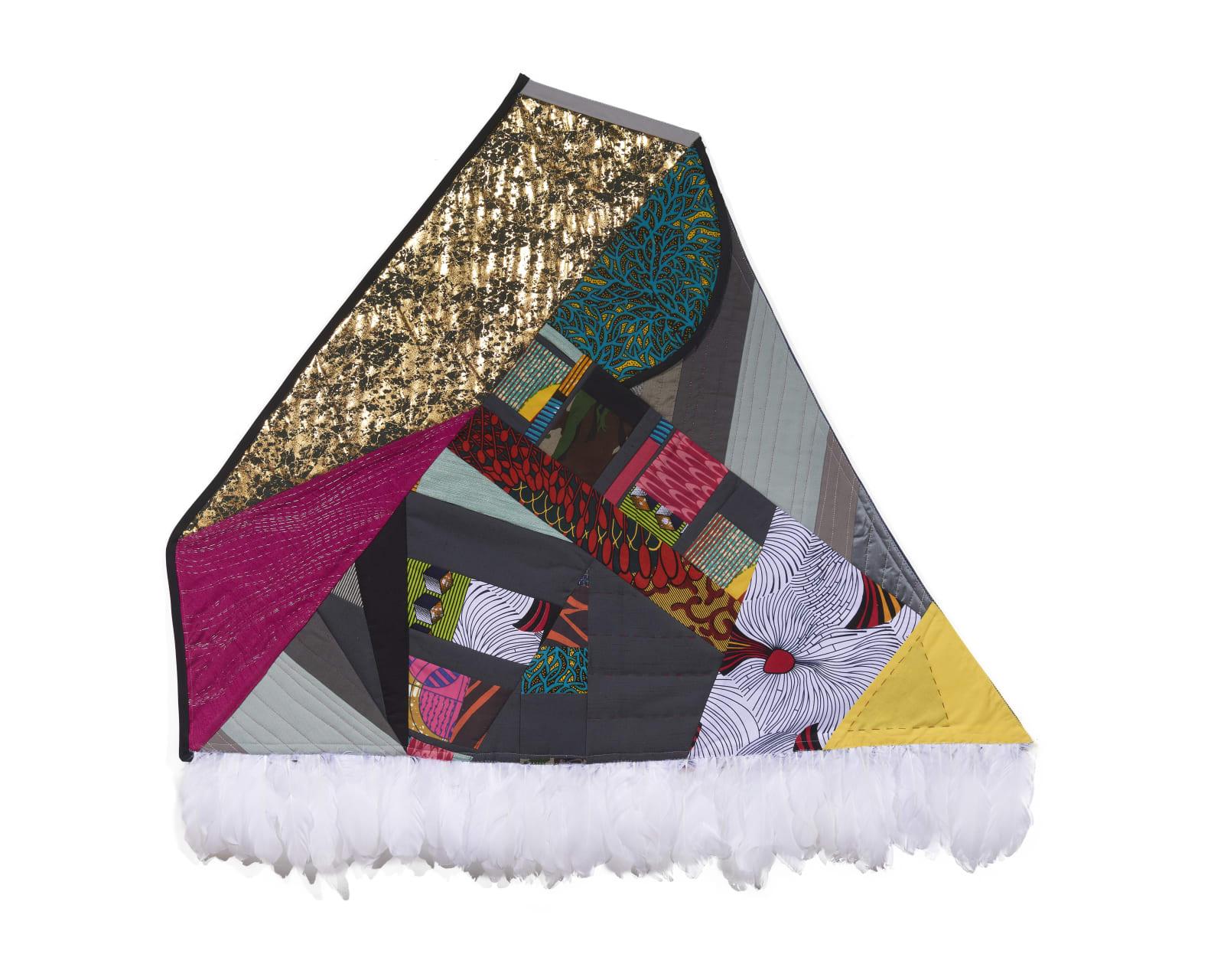 Adia Millett, Tent House, 2020