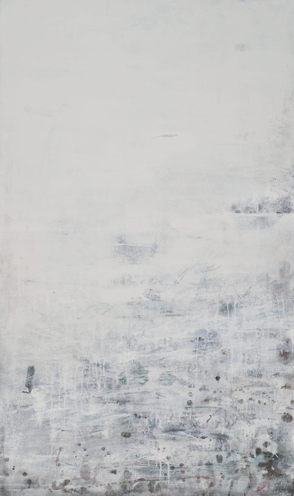 Yan Shanchun 嚴善錞, Beyond the Lake No. 2 湖邊之二, 2010