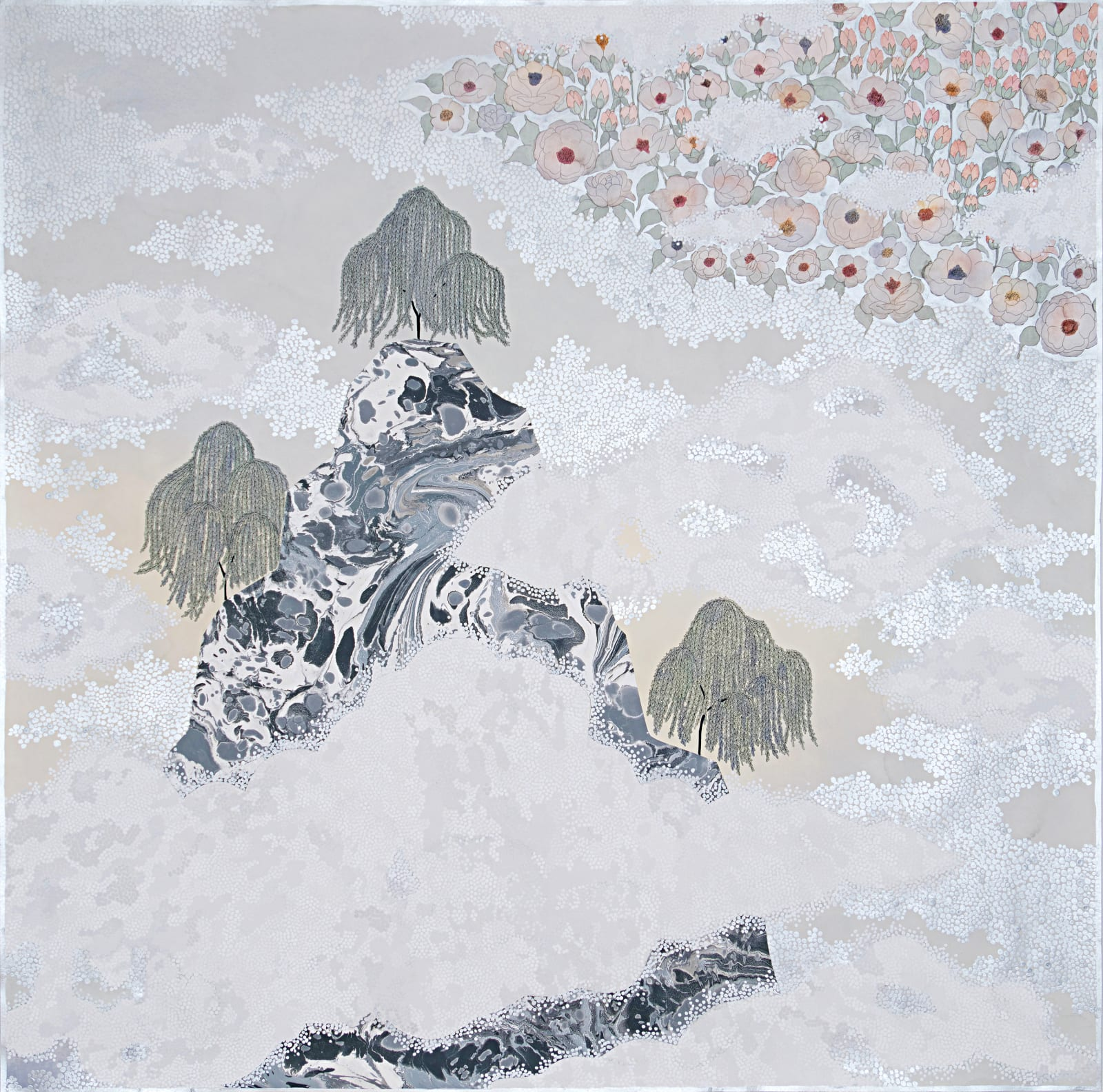 Crystal Liu, the fog, 'watch over me', 2019