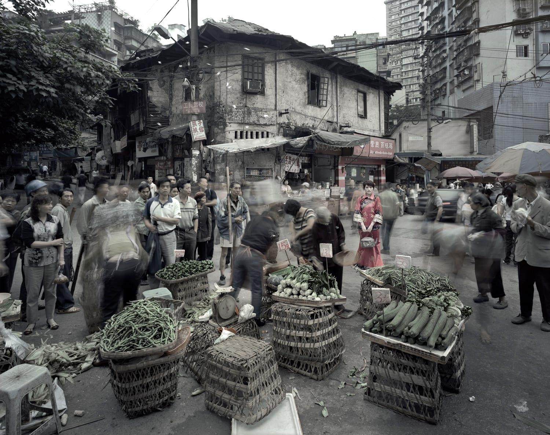 Qin Wen 秦文, Old City - Huangshakou 故城系列之黃沙口, 2009