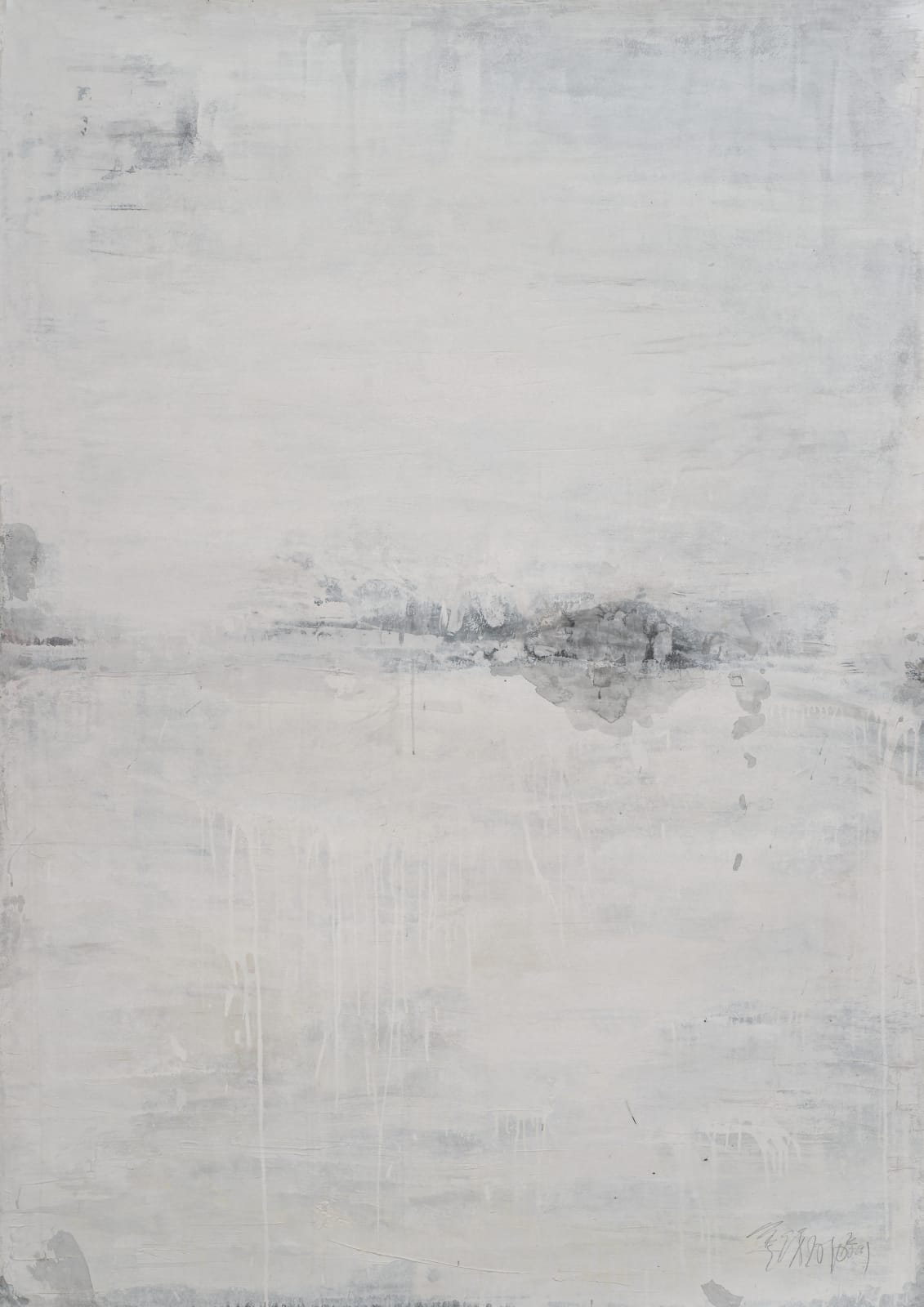 Yan Shanchun 嚴善錞, Ruangongdun No. 16 阮公墩之十六, 2008