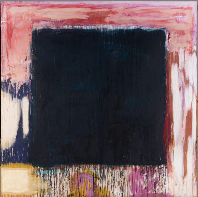 ANDRE VALENSI (1947 - 1999), Sans Titre, 1985