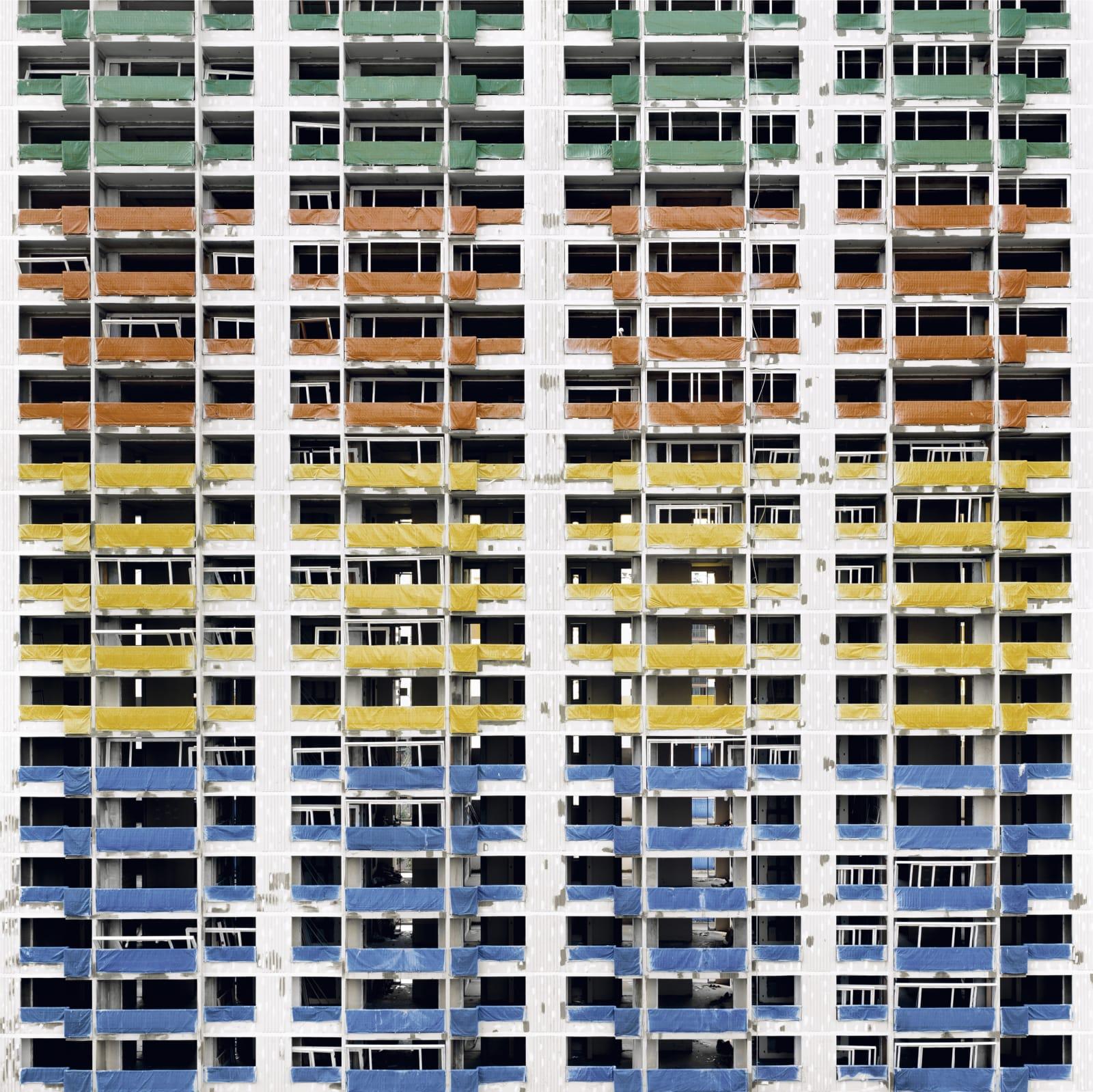 Stéphane Couturier, SEOUL - Tanji# 03 , 2003