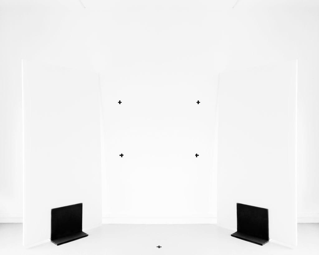 Marina Gadonneix, Untitled (Classroom, Lynne Cohen), 2015