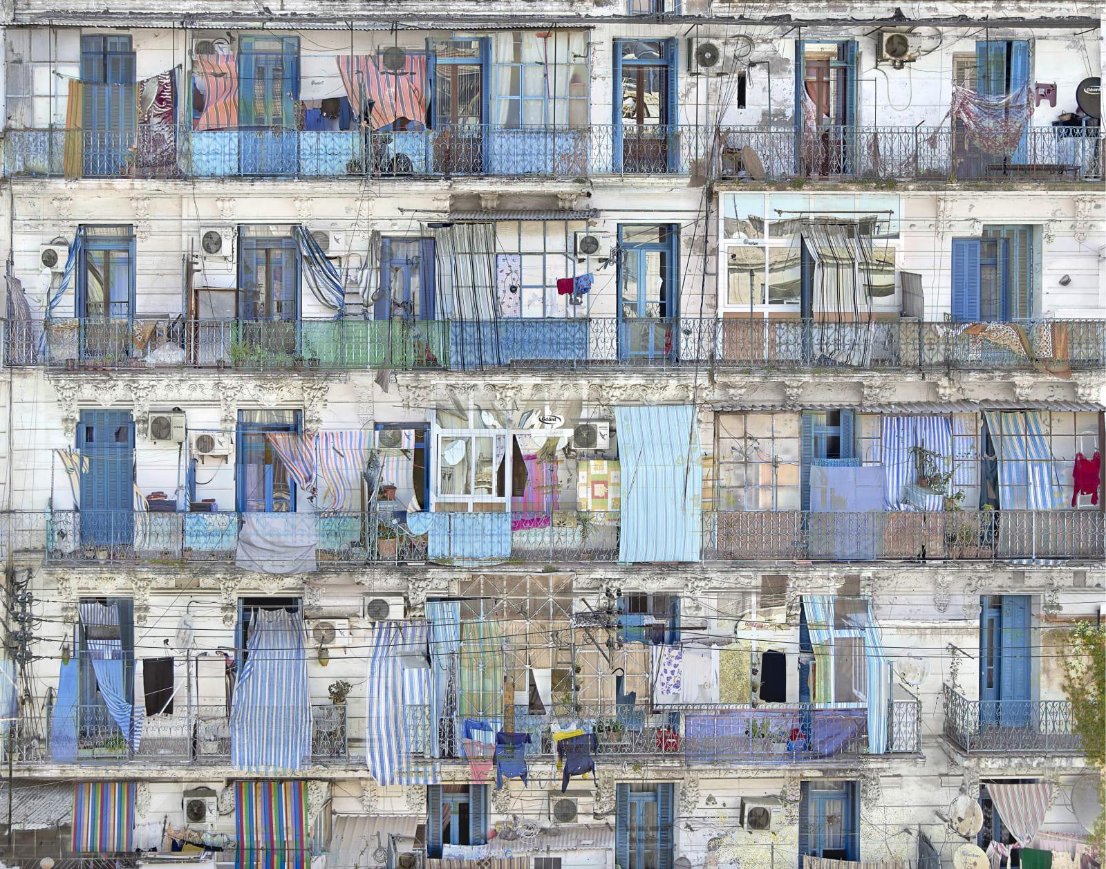 Stéphane Couturier, ALGER - Série 'Melting Point' Babel Oued # 10, 2015-2017