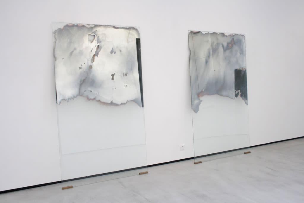 Michelle Lopez, Smoke Cloud VIII, 2016
